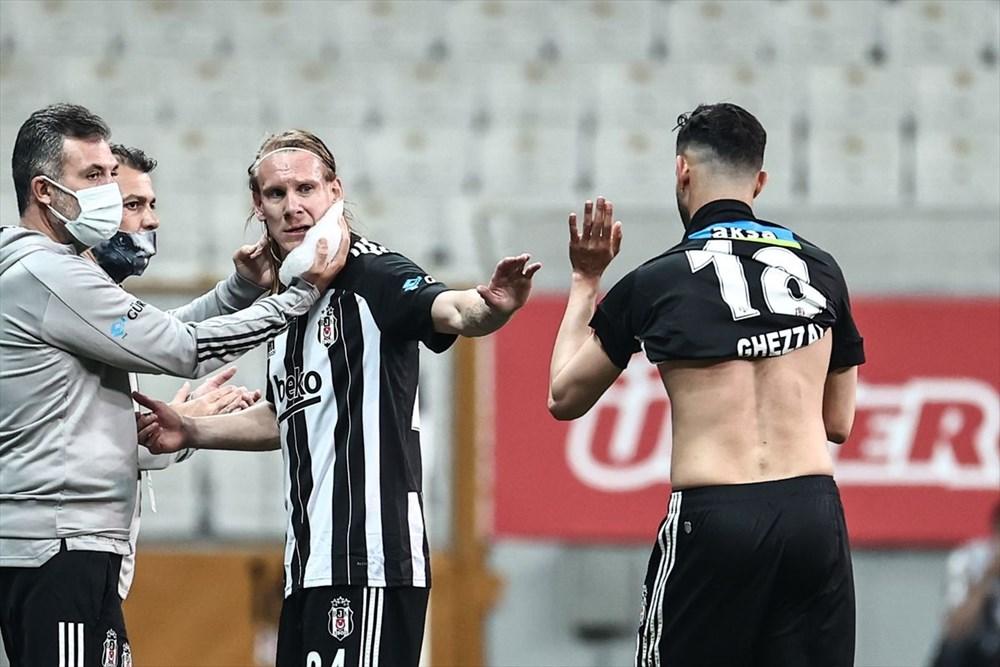 Beşiktaş'tan 7 gollü galibiyet - 6