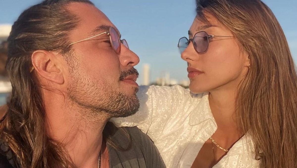 Yiğit Marcus Aral ile Şevval Şahin'den evlilik açıklaması: Çocuk olmadıkça gerek yok