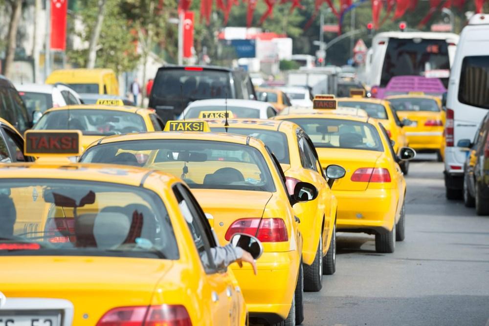 İstanbul'un bitmeyen taksi sorunu:  Krizin nedeni plaka ağalığı - 2