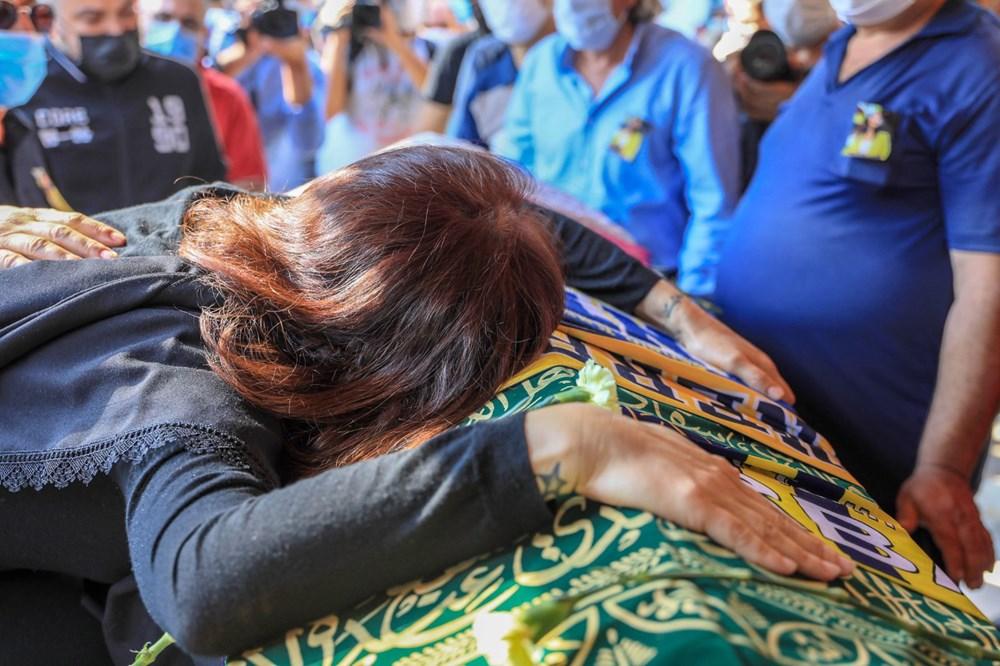 Sunucu Dilay Kemer son yolculuğuna uğurlandı - 4