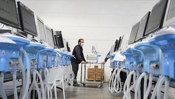 Dört Türk şirketi bir araya geldi: Bir ayda solunum cihazı ürettiler