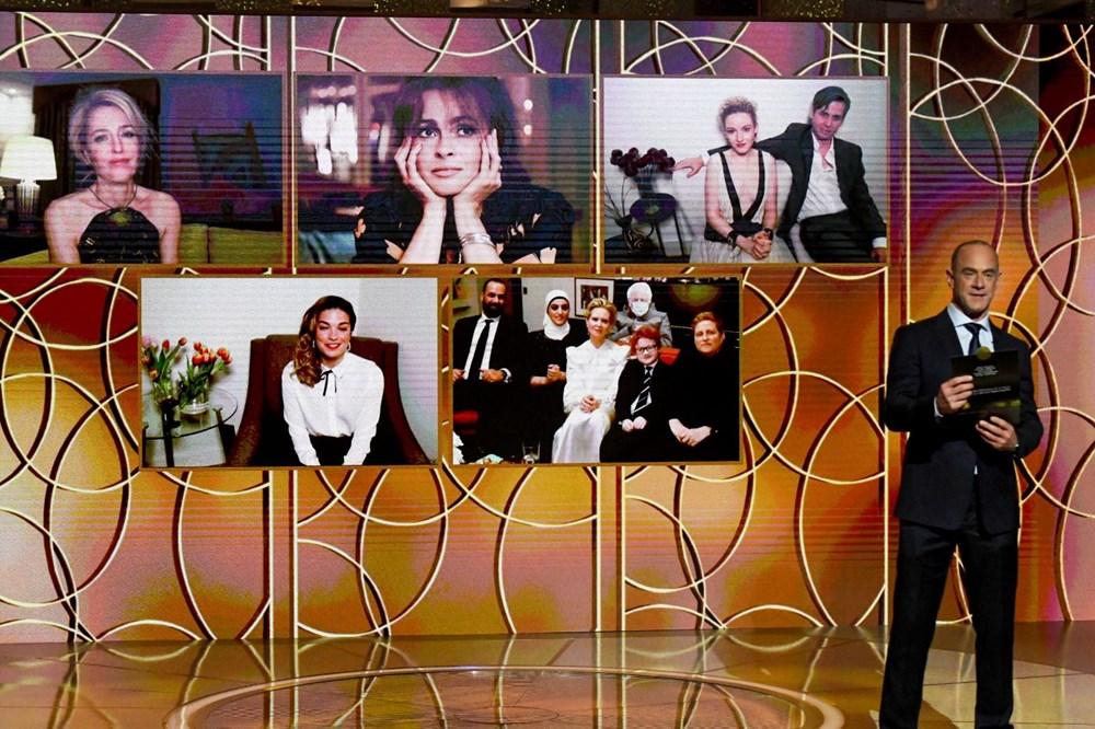 2021 Altın Küre Ödülleri'ni (Golden Globes 2021) kazananlar belli oldu (TAM LİSTE) - 43