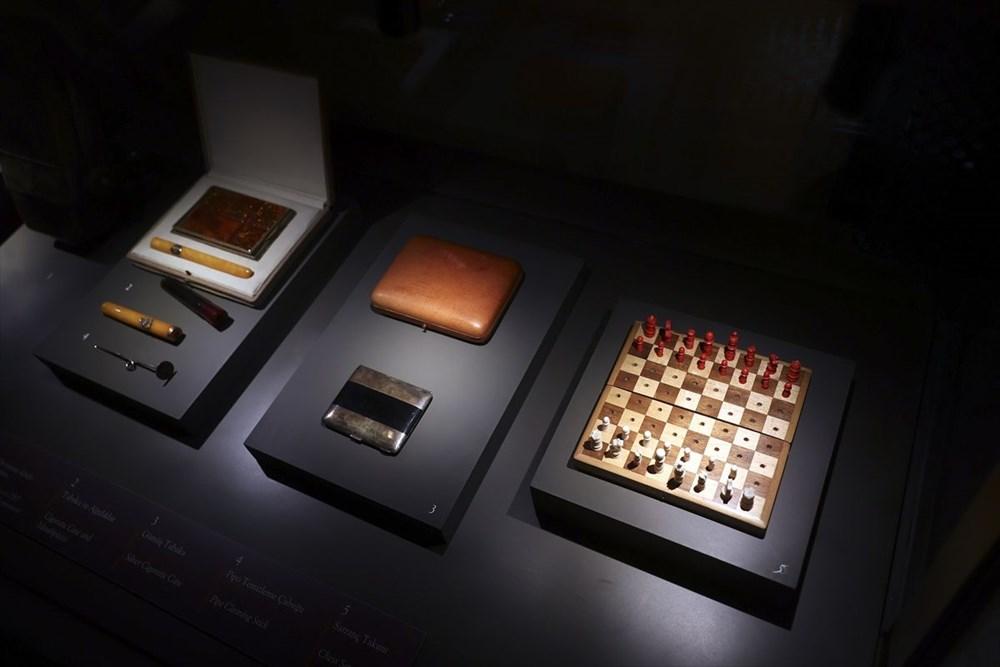 Yakın tarihin tanığı Cumhuriyet Müzesi 40 yıldır tarihseverleri ağırlıyor - 15