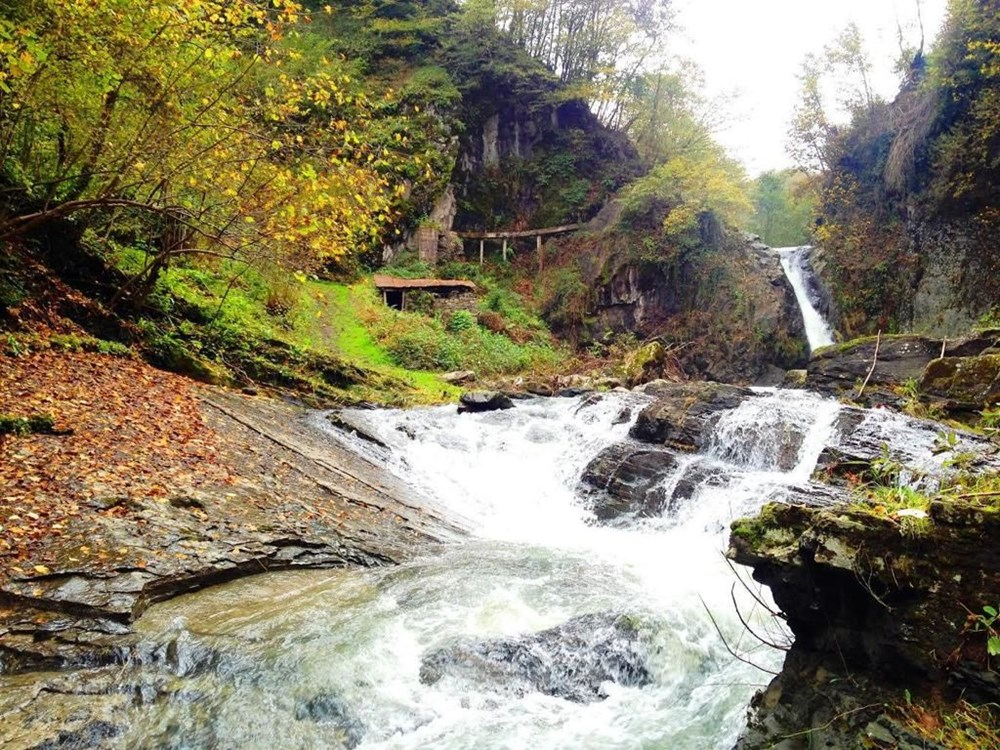 Waterfalls are being brought into tourism in Ordu - 4