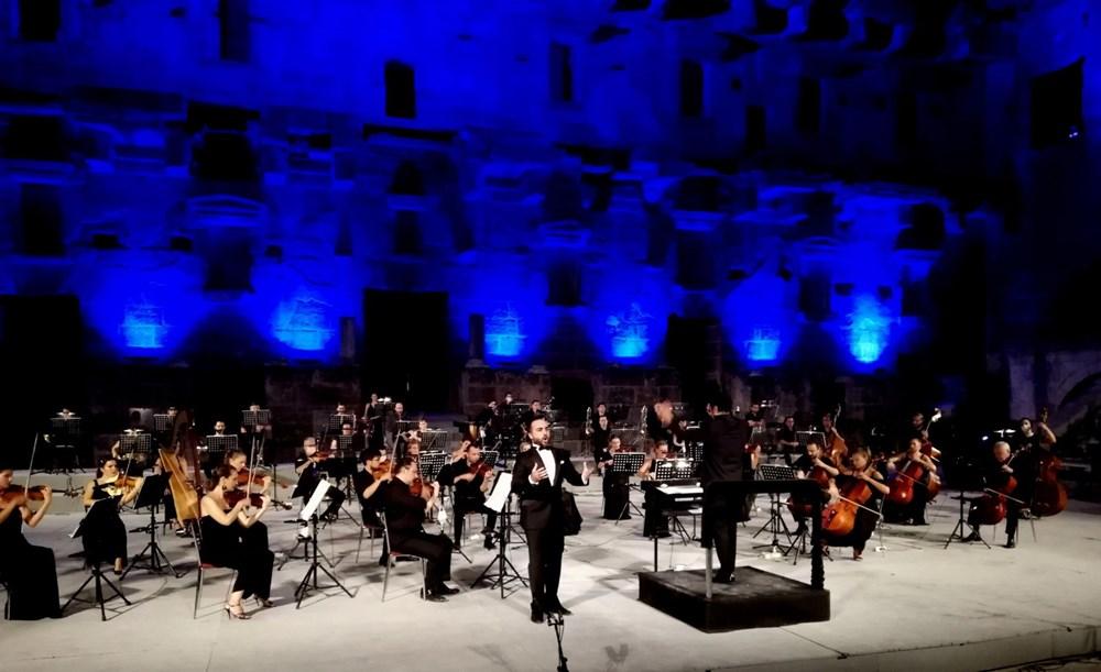 Aspendos Festivali, Genç Opera Yıldızları konseriyle sona erdi - 2