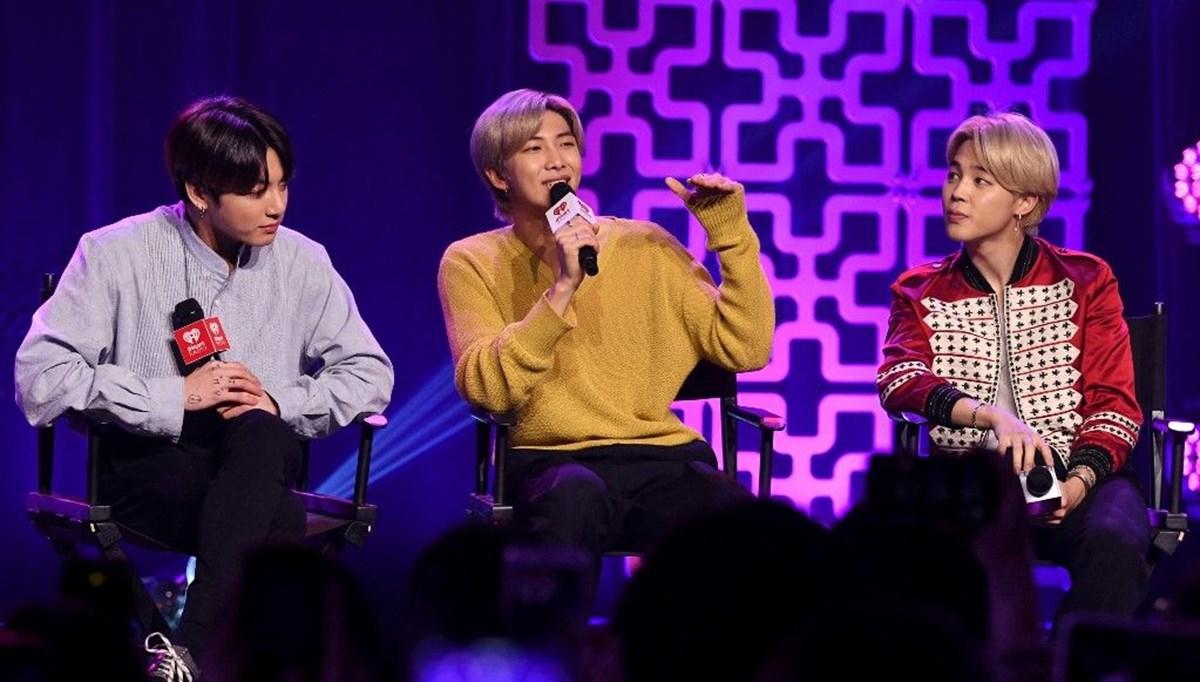 Jungkook'un dövmelerini örnek gösteren Güney Koreli parlamenter, BTS hayranlarını kızdırdı