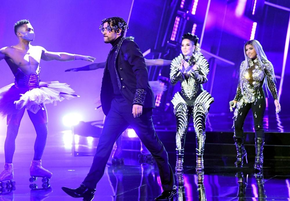 2020 Billboard Müzik Ödülleri sahiplerini buldu - 22