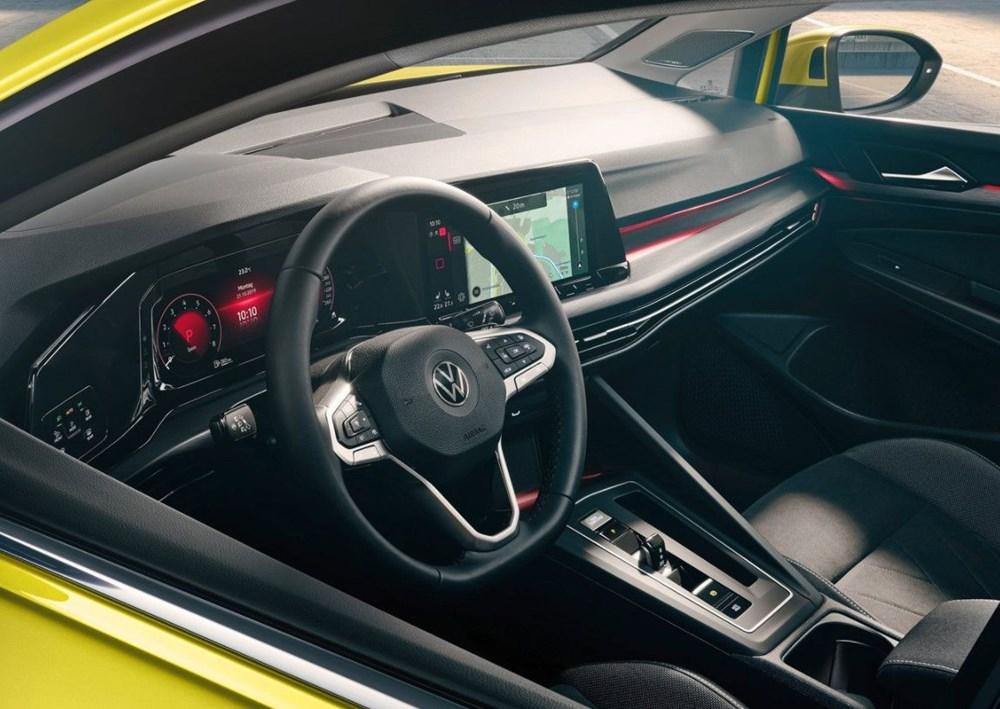 Yeni Volkswagen Golf Türkiye'de (Fiyatı belli oldu) - 20