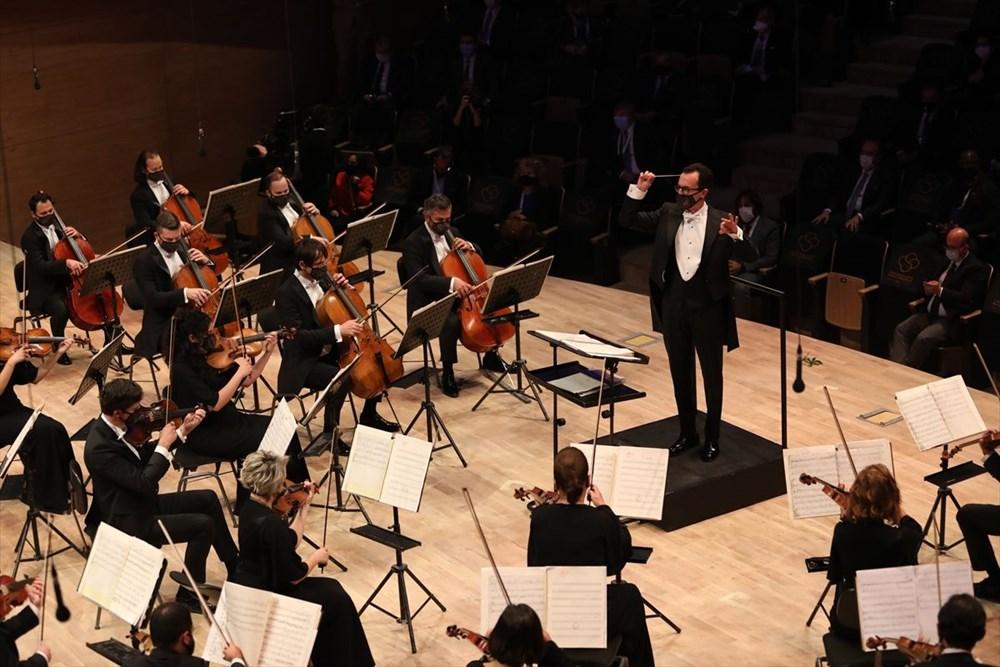 Cumhurbaşkanlığı Senfoni Orkestrası yeni bina açılış konseri - 19