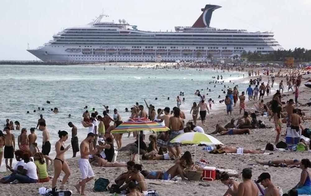 Corona virüs önlemi: Miami'nin tüm plajları kapatılıyor - 3