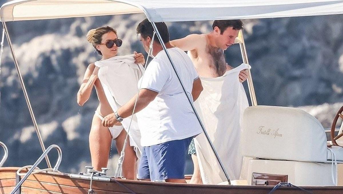 Prenses Eugenie'in eşi Jack Brooksbank'in teknede üç kadınla görüntülenmesini böyle savundu