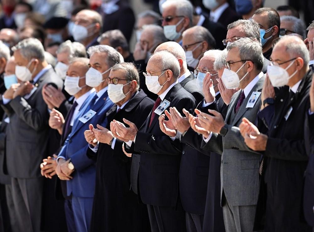 Eski Başbakan Yıldırım Akbulut'a veda - 9