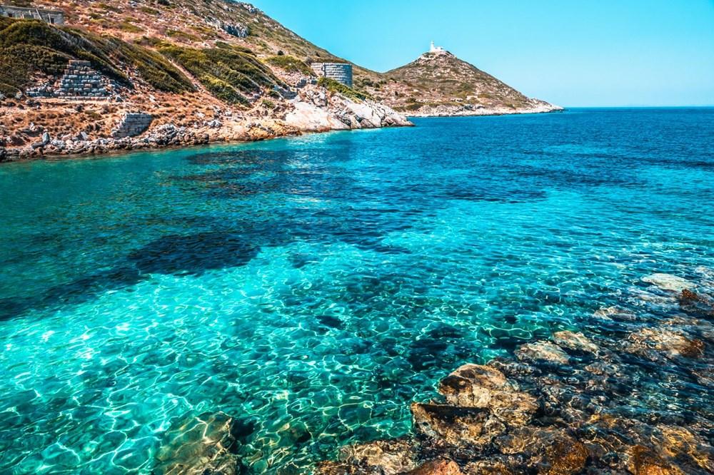 Ege ve Akdeniz'in birleştiği yer: Knidos - 5