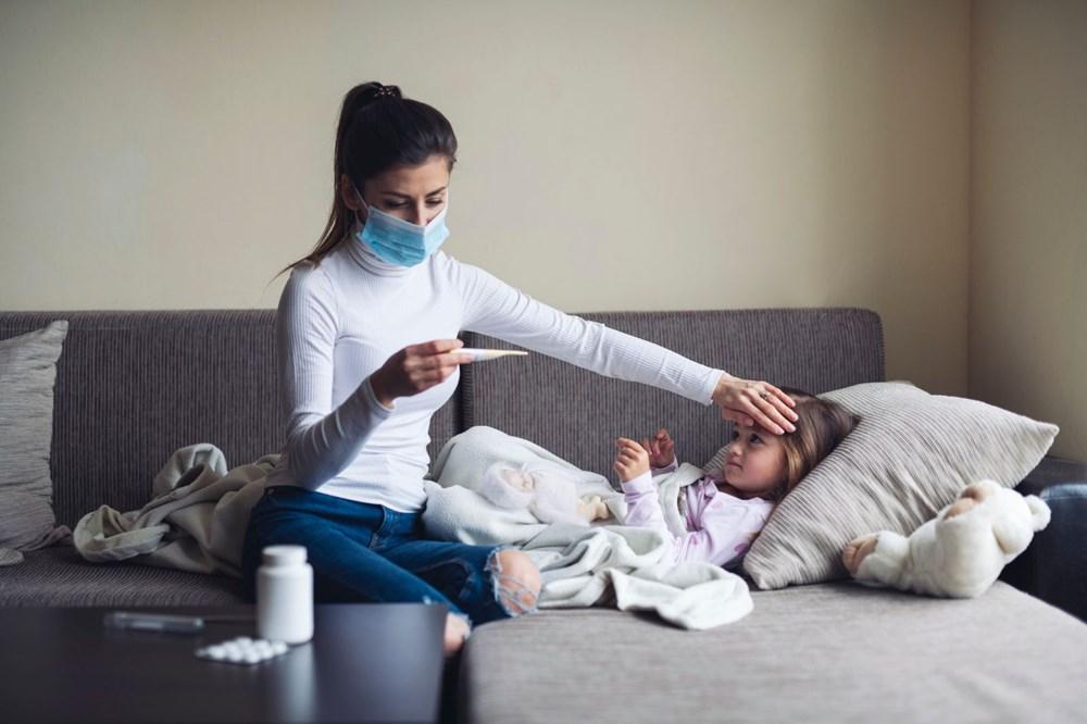 Corona virüs ve grip aynı anda ölüm riskini ikiye katlayabilir - 5