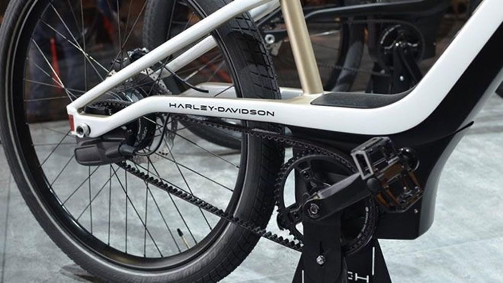 Harley-Davidson'dan elektrikli bisiklet markası: Serial 1 - 11
