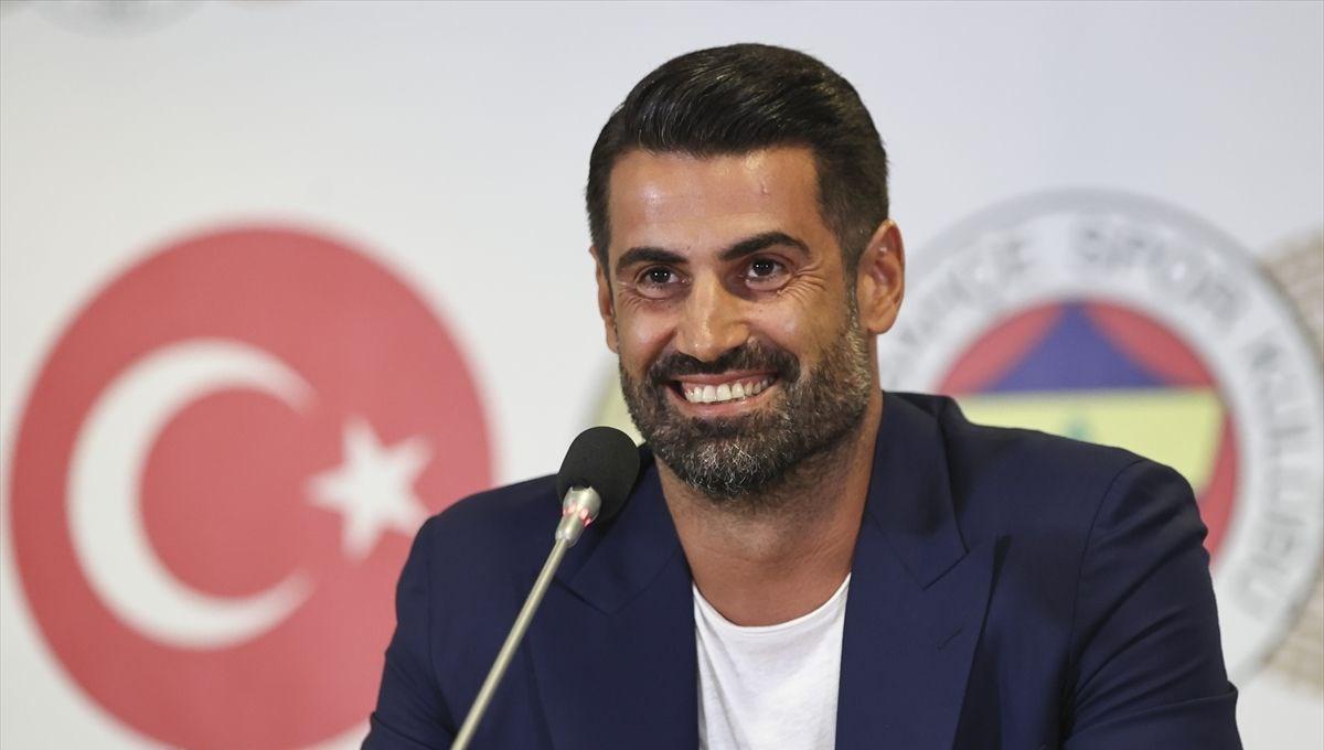 Volkan Demirel'den Fenerbahçe'ye veda mesajı