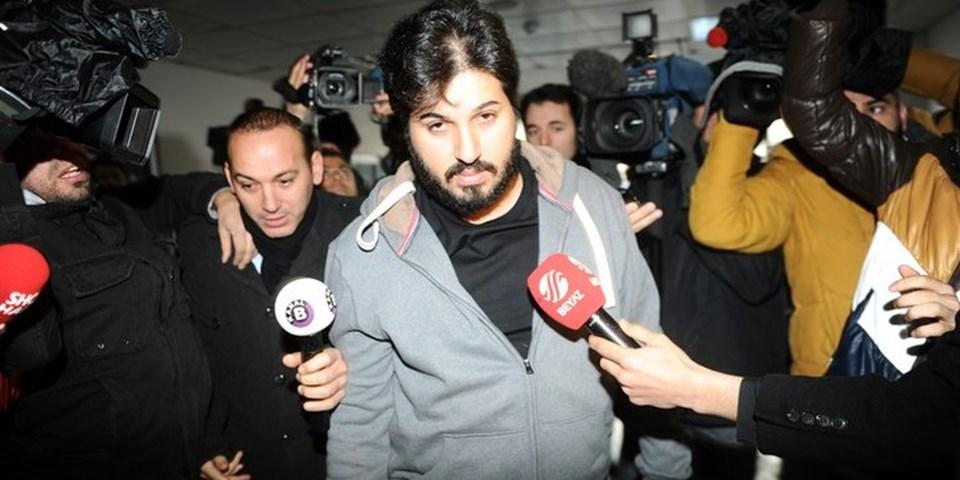 İranlı işadamı Rıza Sarraf serbest kaldığı iddiaları ABD tarafından reddedilmişti.