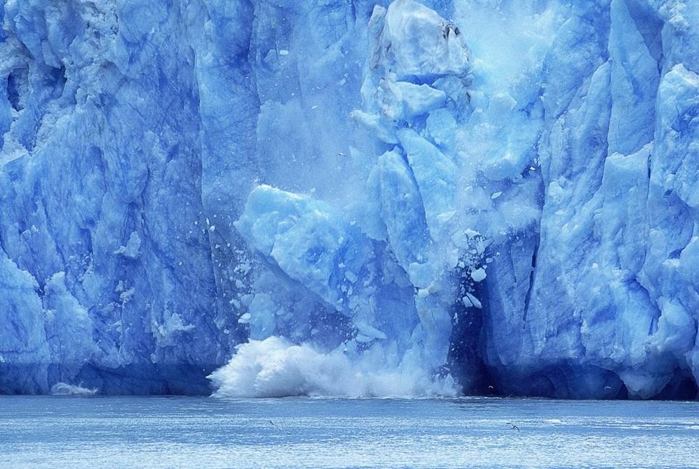 Arktik'teki büyük tehlike: Donmuş haldeki metan yatakları çözünmeye başladı - 5