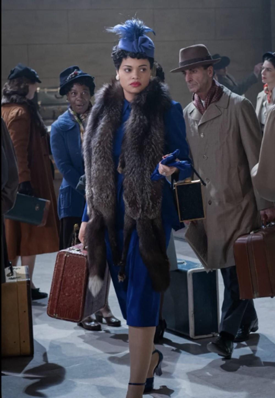 The United States vs. Billie Holiday filmine özel kostümler - 4