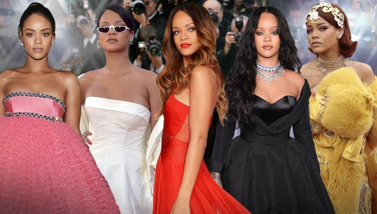 33. yaşına özel 33 fotoğrafla Rihanna