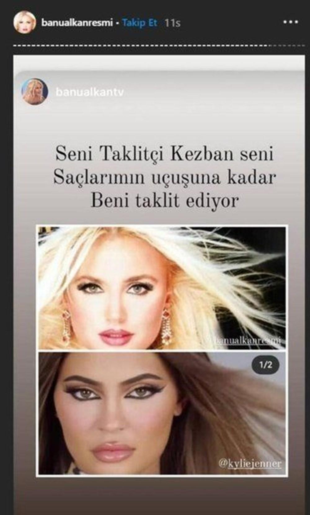 Bu hikayede bir gariplik var: Kylie Jenner'dan Banu Alkan'a mesaj - 2