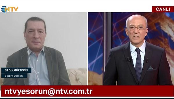 NTV'ye Sorun 27 Nisan 2020 (Konuk: Sadık Gültekin)