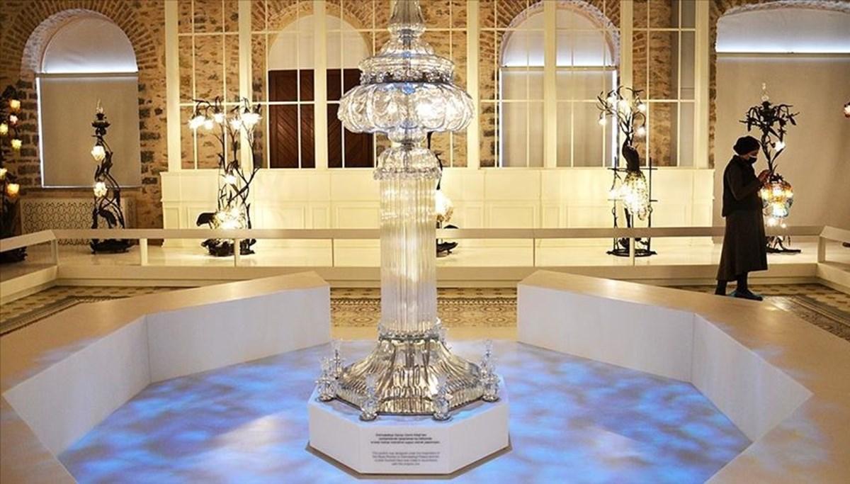 Beykoz Cam ve Billur Müzesi ziyarete açılıyor