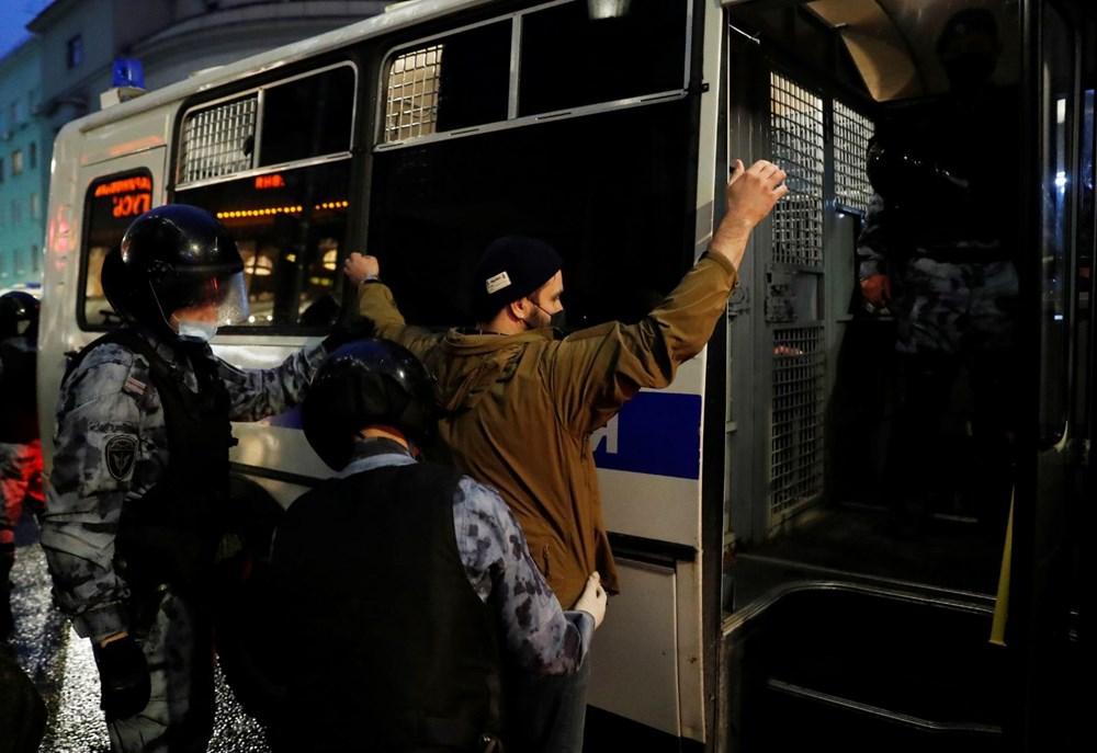 Rusya'da Putin karşıtı protesto: 130 gözaltı - 3