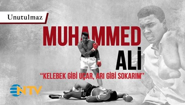 Unutulmaz: Muhammed Ali