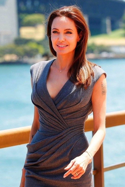 Angelina Jolie, Brad Pitt ile ortaklığını bitirmek istiyor - 4