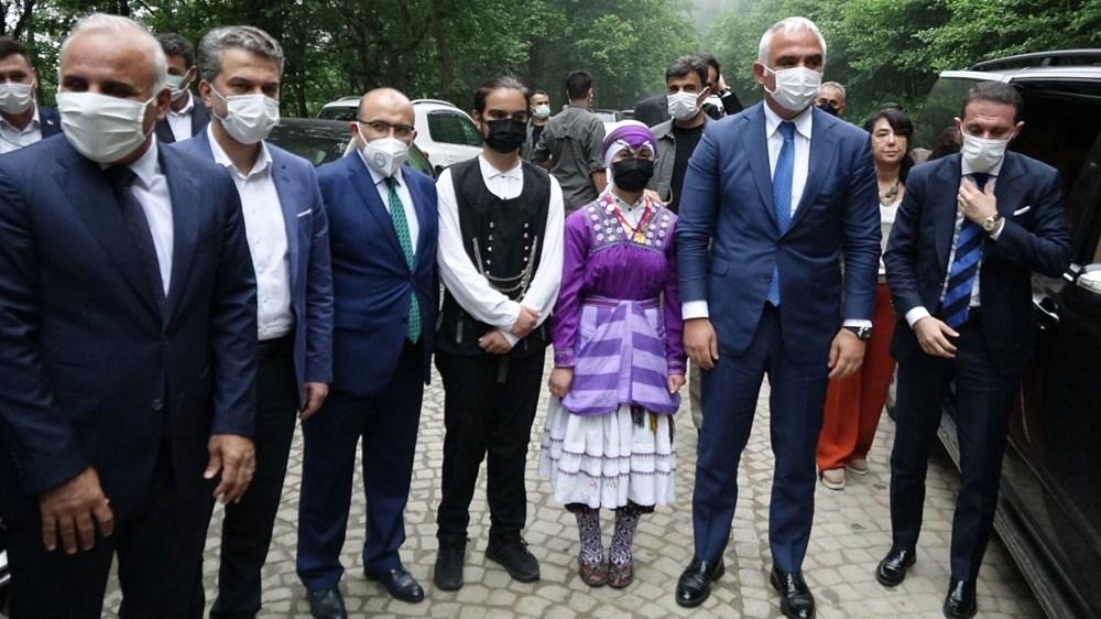 Sümela Manastırı 5 yıl sonra ziyarete açıldı - 18