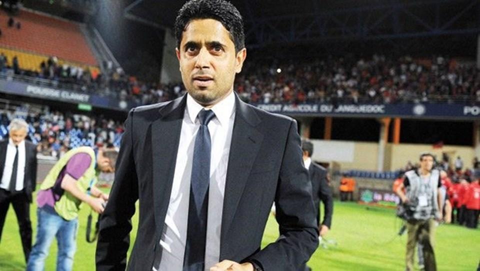 Digiturk'ü alan Katarlı şirketinCEO'su Nasser Al-Khelaifi, Paris Saint Germainkulübünün de sahibi...