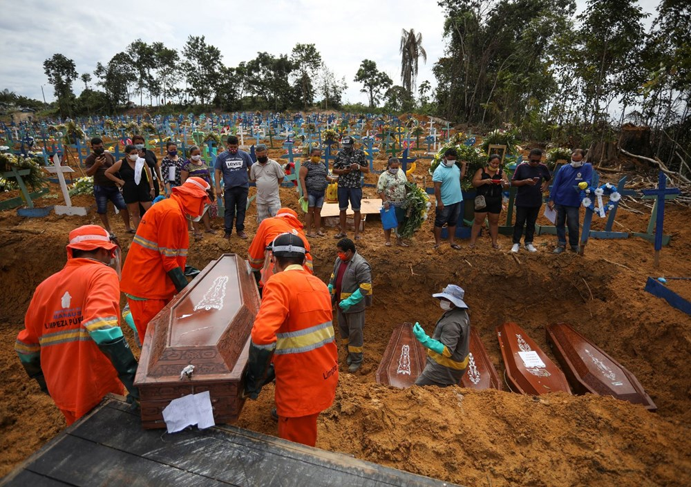 Brezilya'da hastane skandalı: Covid-19 ölümlerini sakladı, yaşlılar üzerinde ilaç test etti - 8