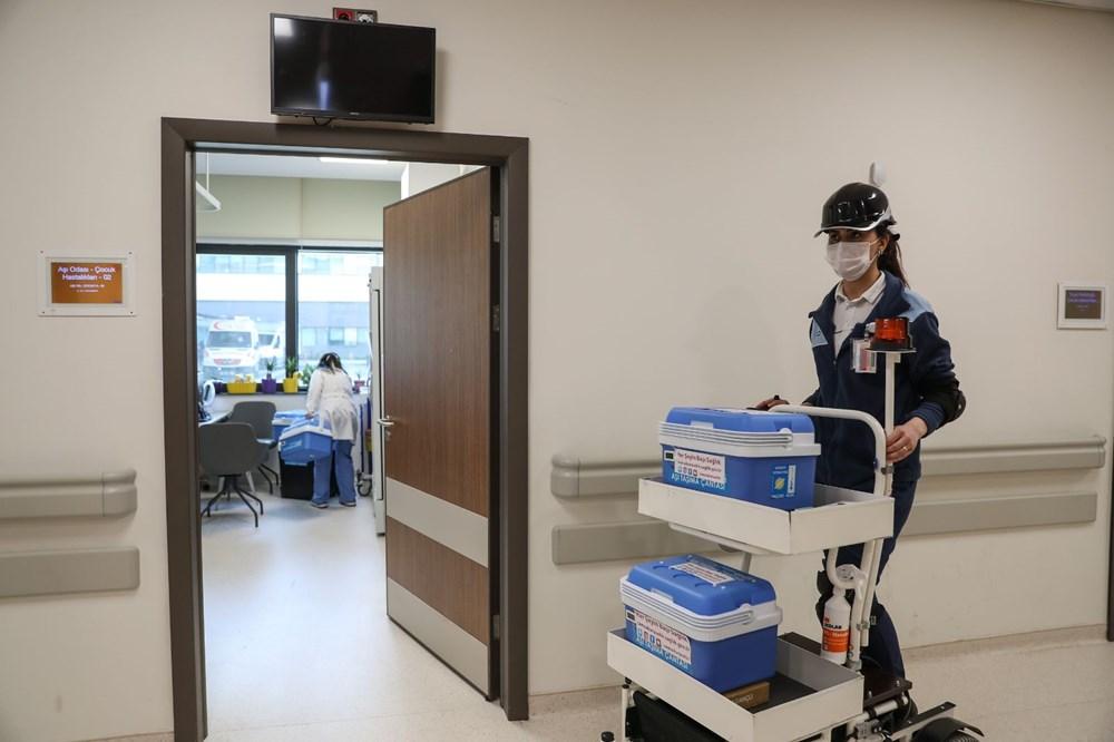 Hastanelerin aşı iş birliği: Ziyan olmasın diye 'insan transferi' yapılıyor - 18