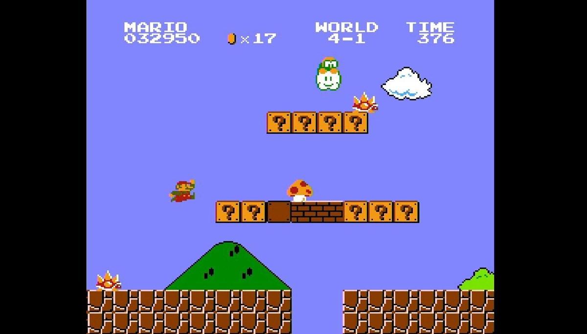 35 yıllık açılmamış Süper Mario oyununa 660 bin dolar