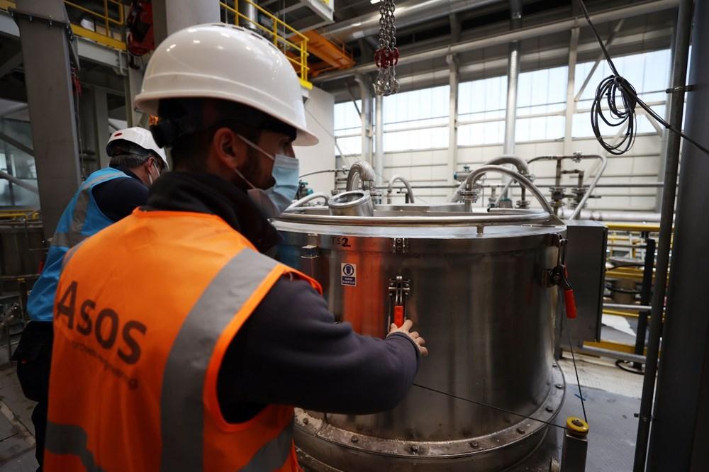 Türkiye'de lityum üretimi başladı - 7