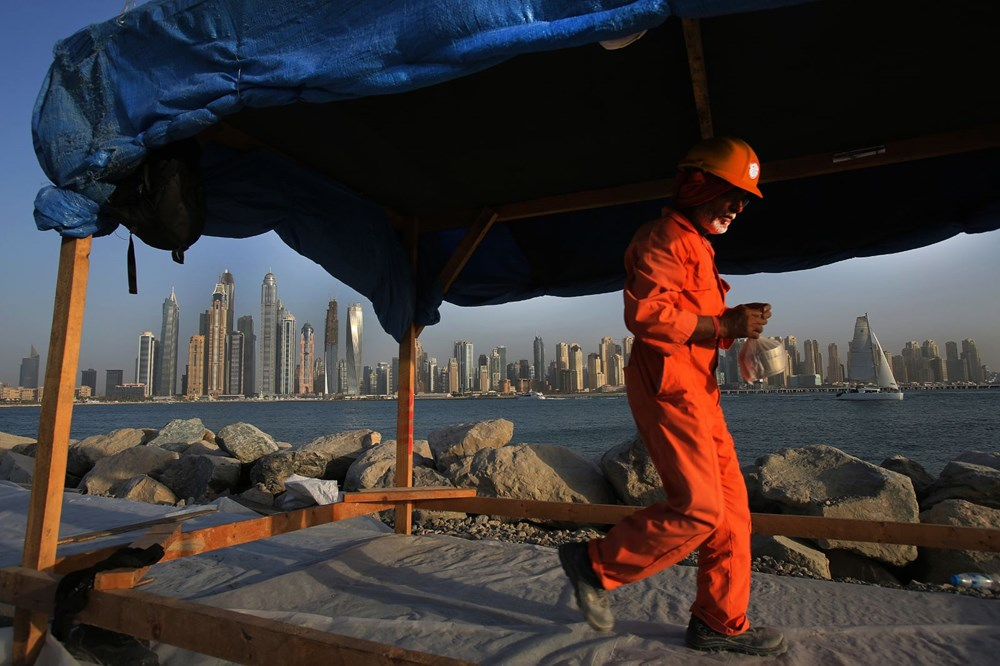 Dubai'de binlerce  işçi kaderine terk edildi: Açlıktan ölüyorum - 6