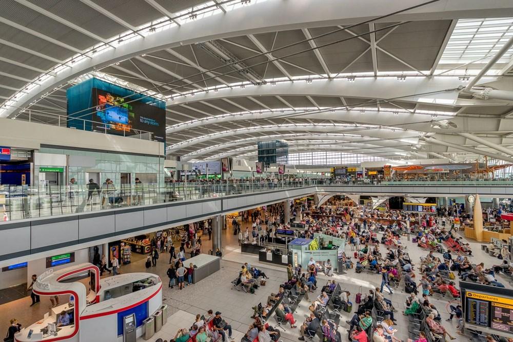 Dünyanın en iyi havalimanları: İstanbul Havalimanı 85 sıra yükseldi, en gelişmiş havalimanı seçildi - 8