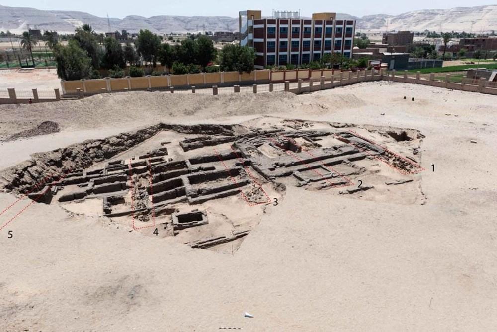 Tarihin en eskisi: Mısır'da 5 bin 100 yıllık bira fabrikası bulundu - 4