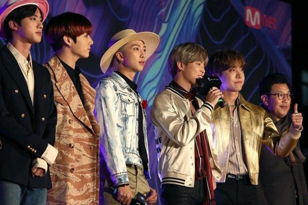 BTS yeni şarkısı Dynamite'la rekor kırdı: Yarım saatte 12 milyon izlenme - 2