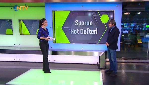 Sporun Not Defteri 17 Ocak 2020