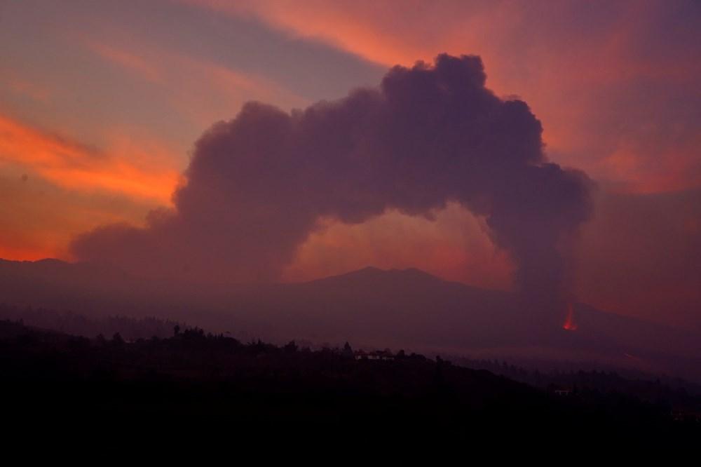 La Palma Yanardağı'nda lav akışı hızlandı: Onlarca ev daha yutuldu - 6