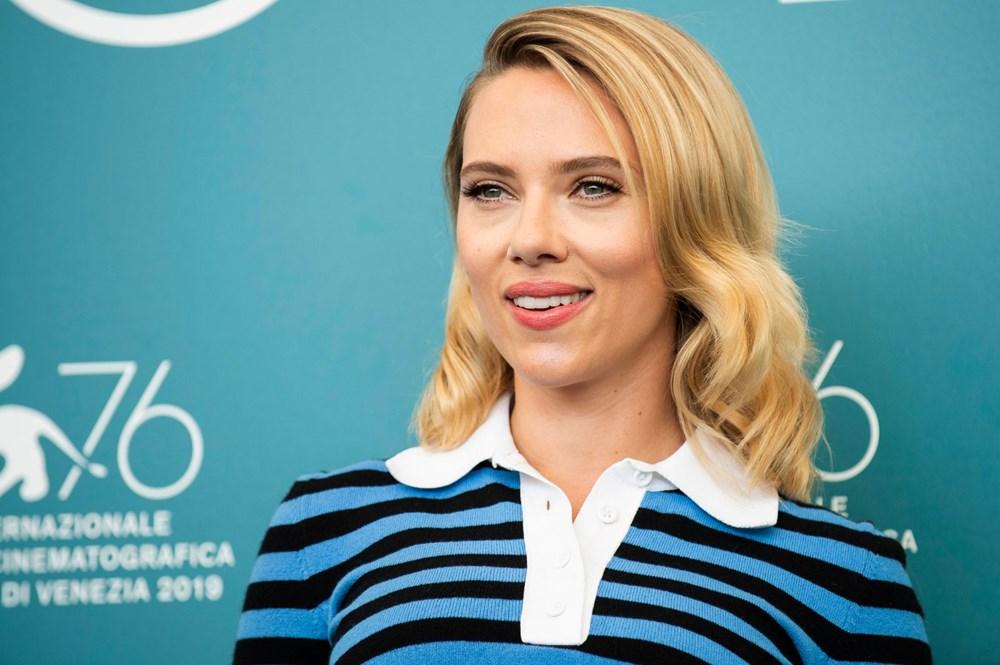 Scarlett Johansson Altın Küre'ye savaş açtı - 5