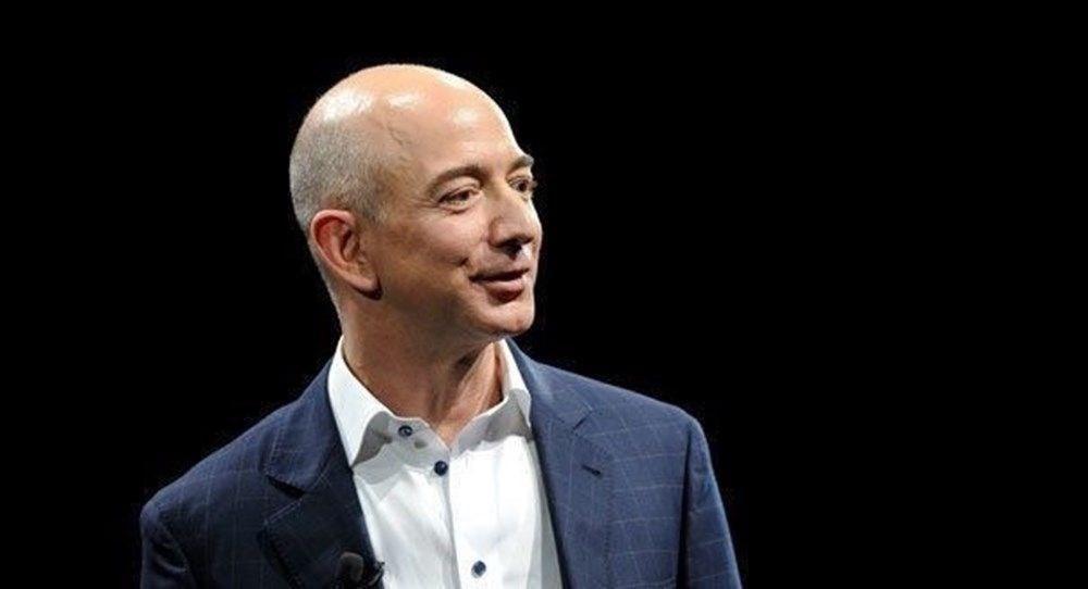 Jeff Bezos servetiyle rekor tazeledi - 10