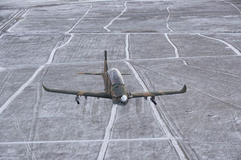 Aksungur tam yüklü mühimmatla 1 günden fazla uçtu (Türkiye'nin yeni nesil silahları) - 129