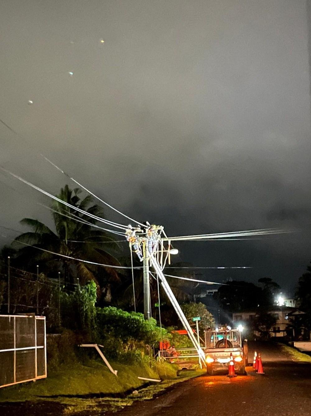 Fiji tufan öncesi doğal afet ilan etti - 17