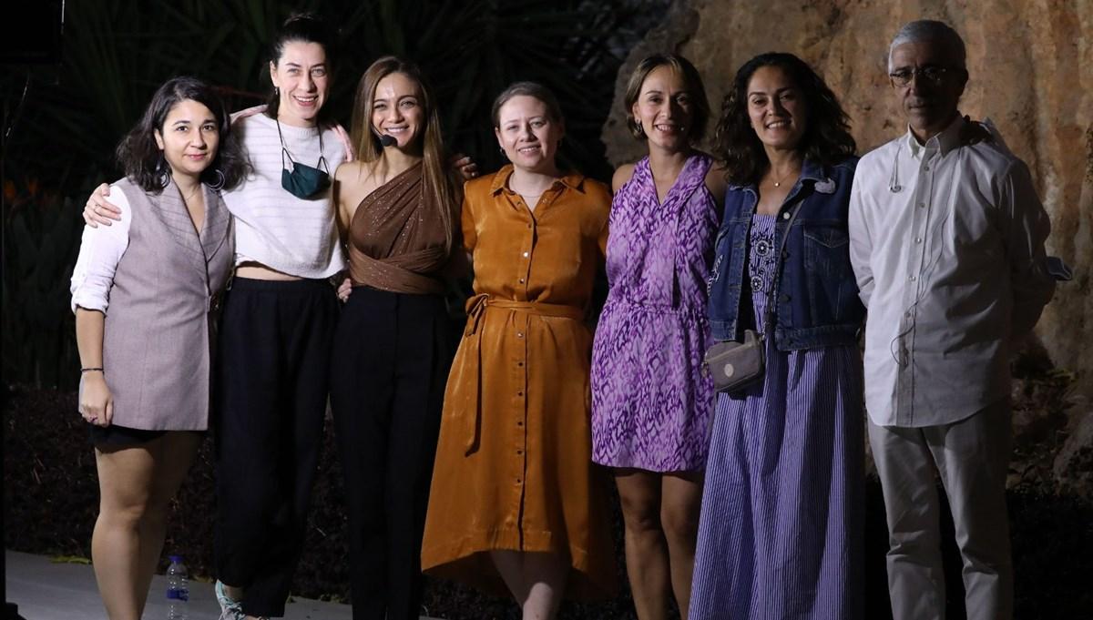 Antalya Film Forum Ödülleri sahiplerini buldusa