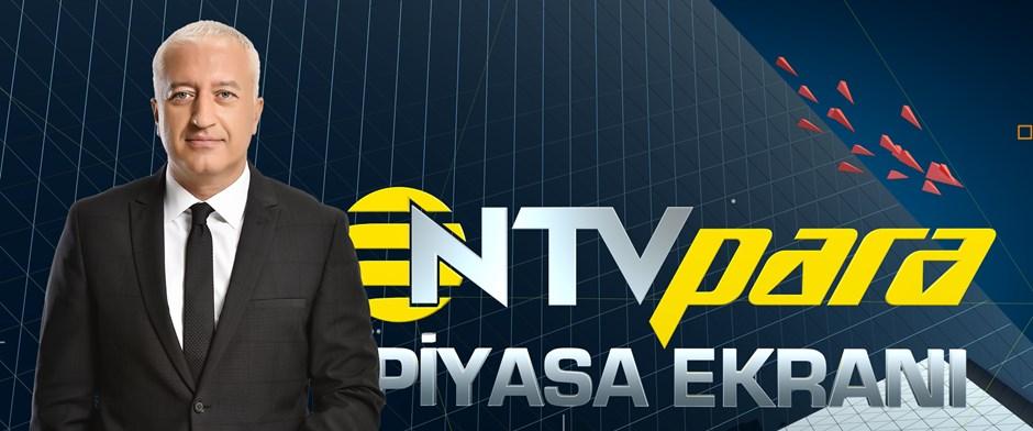 NTV Para Piyasa Ekranı