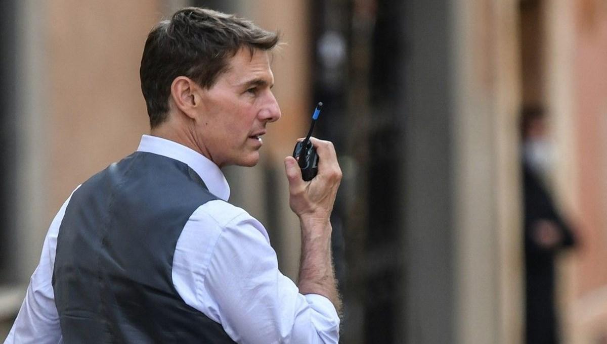 Tom Cruise, Görevimiz Tehlike setinden sızan ses kayıtlarıyla ilgili sessizliğini bozdu