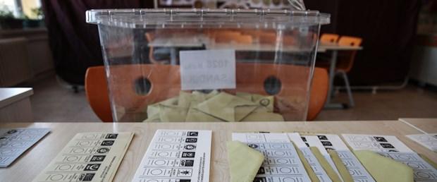 AKP İstanbulda seçimlerin ile ilgili görsel sonucu